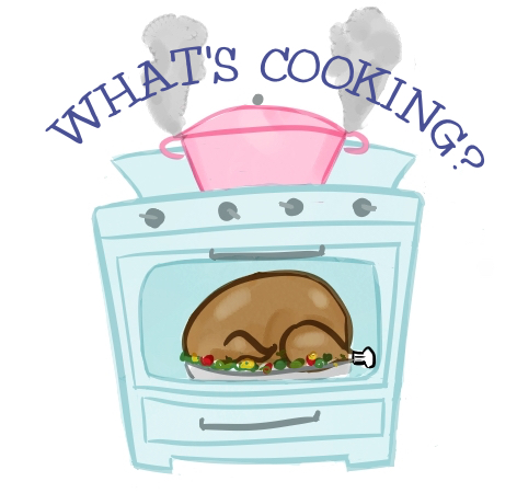 What's Cooking Graphic